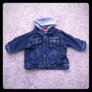 🌴Host Pick🌴Jean Jacket with Hood